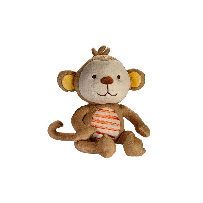 NoJo Congo Bongo Velboa Fleece Monkey Plush