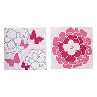 NoJo Butterfly Bouquet Wall Art