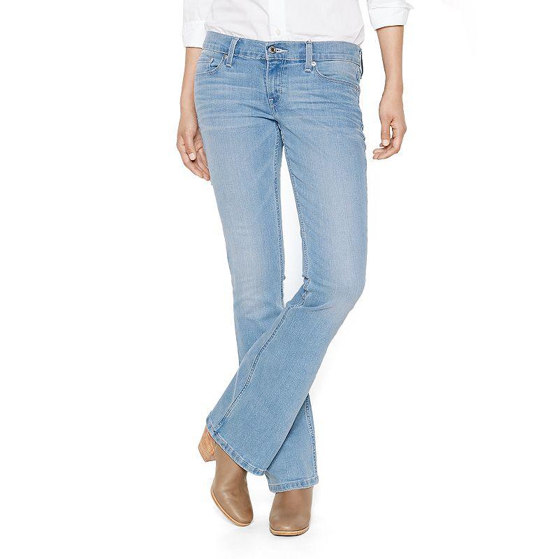 Juniors' Levi's Bootcut Jeans