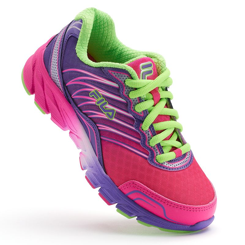 FILA® Countdown Girls' Running Shoes