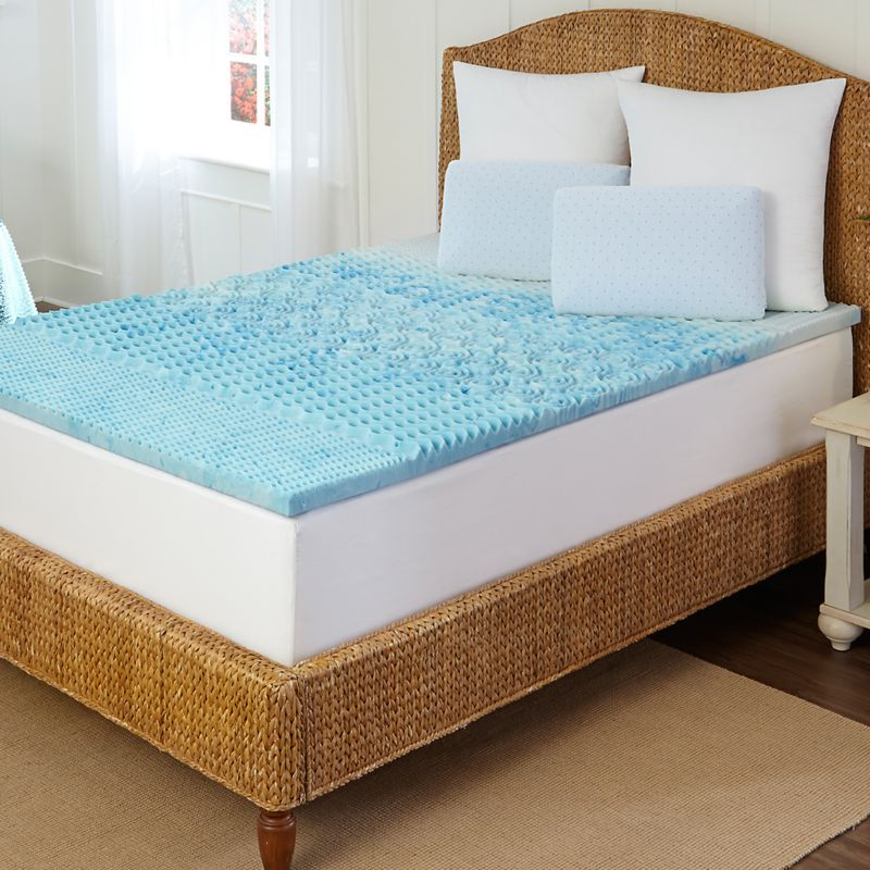 King Memory Mattress Topper
