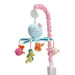 Carter's Sea Collection Musical Crib Mobile by