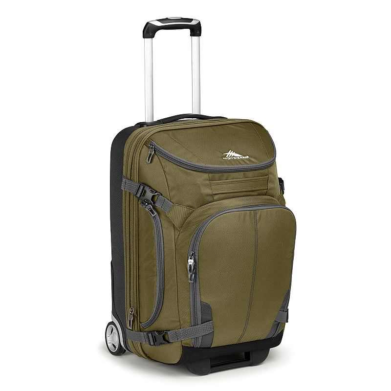 High Sierra Adventour 22-Inch Wheeled Luggage