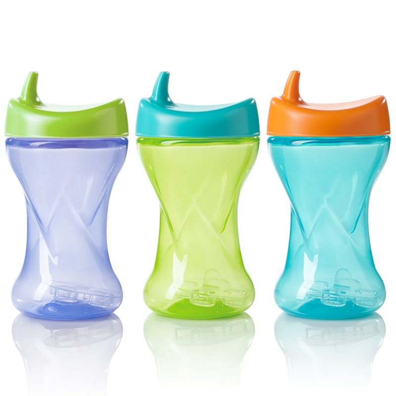 Evenflo Feeding 3-pk. 10-oz. TripleFlo Twist Cups