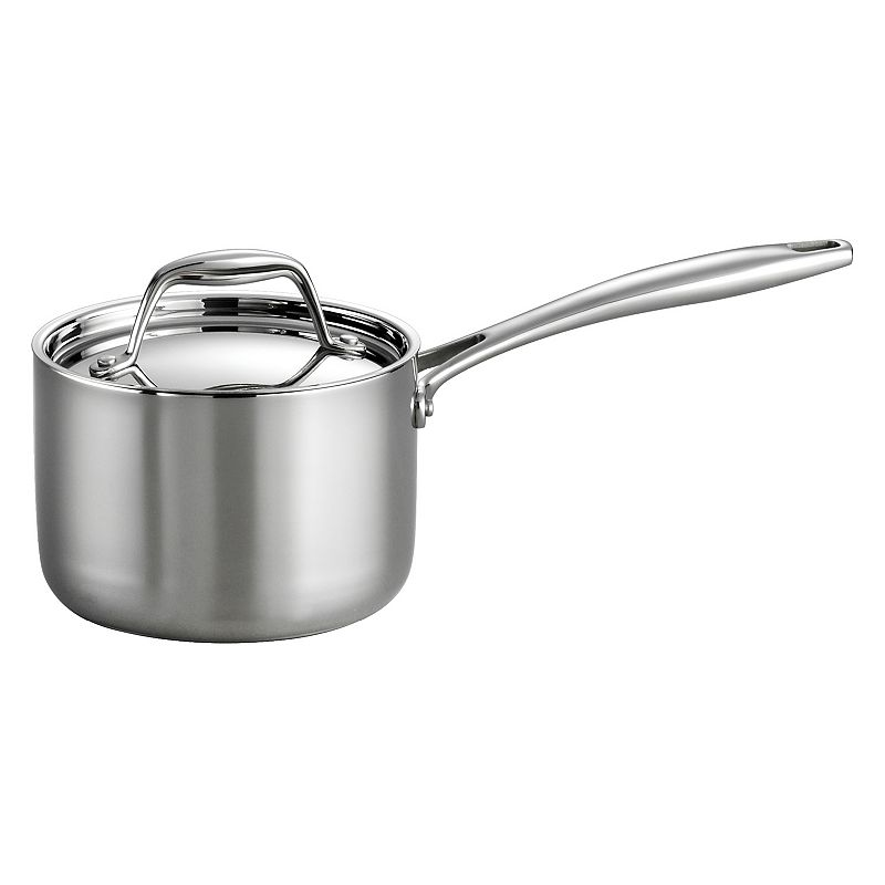 Tramontina Gourmet Tri-Ply Clad Stainless Steel 1.5-qt. Saucepan