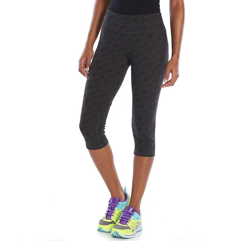 Women's Tek Gear® Core Lifestyle Capri Yoga Leggings