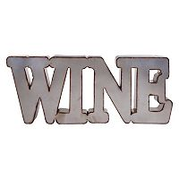 Home Essentials & Beyond ''Wine'' Wall Decor