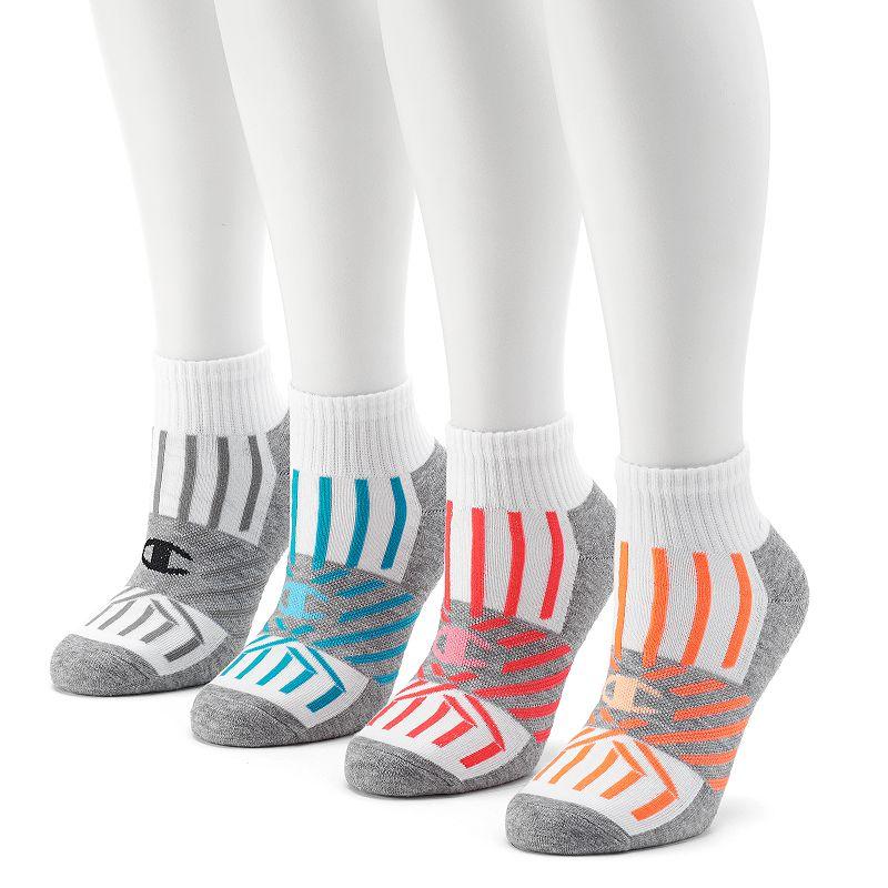Champion Women's 4-pk. Performance Quarter Socks