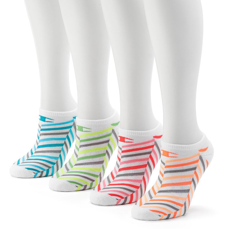 Champion Women's 4-pk. Performance Cushioned No-Show Socks