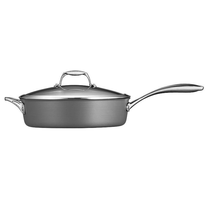 Tramontina Gourmet 5.5-qt. Hard-Anodized Nonstick Deep Saute Pan