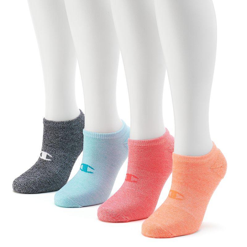 Champion Women's 4-pk. Cushioned Performance No-Show Socks