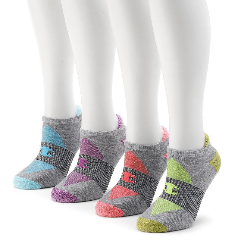 Champion Women's 4-pk. Performance Low-Cut Socks