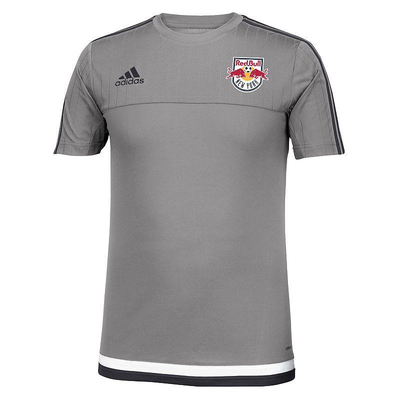 Men's adidas New York Red Bulls Primary Sponsor climalite Training Top