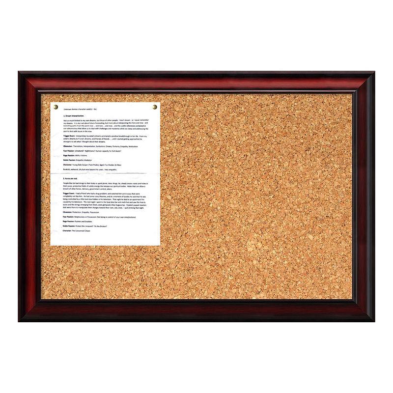 Latest Trends Cork Board Wall : Rubino Cork Board Wall Decor  DealTrend