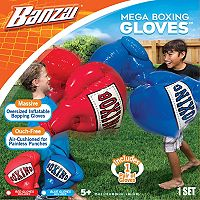 Banzai Mega Boxing Gloves