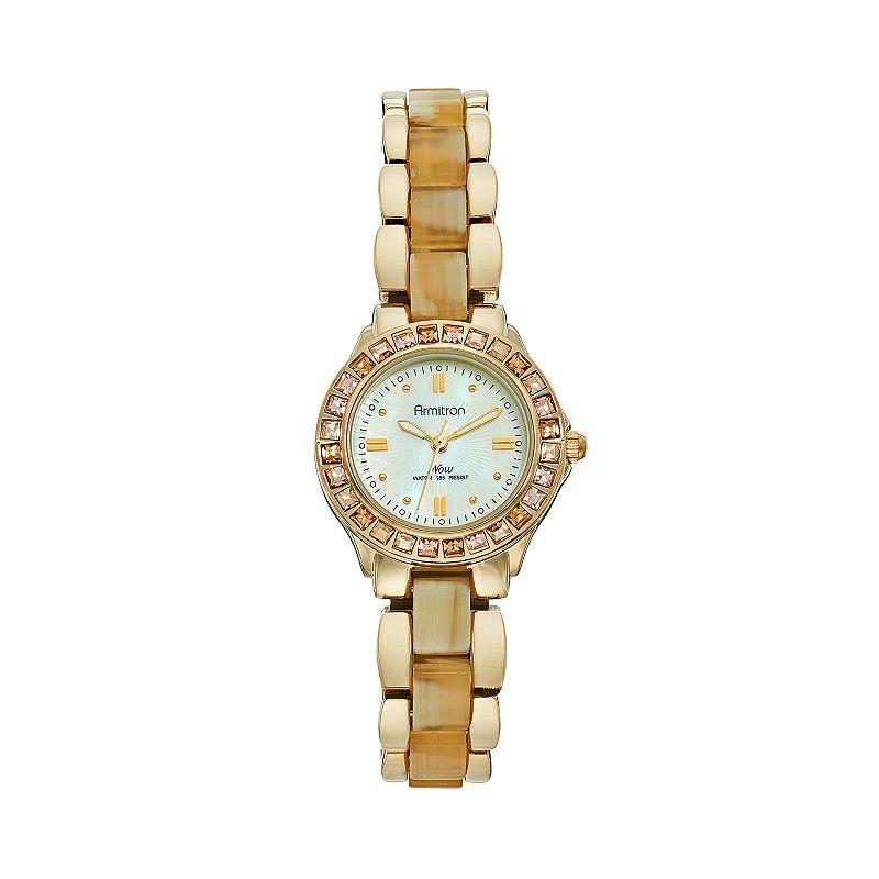 Armitron Women's Stainless Steel Watch