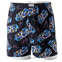 Men's Star Wars Boxer & Foam Drink Holder Set