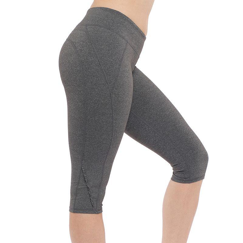 Women's Soybu Killer Caboose Capri Yoga Leggings