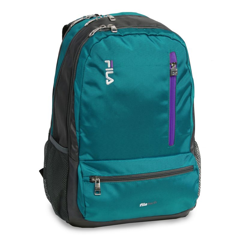 Fila® Nexus 15.6-inch Laptop Backpack, Med Red
