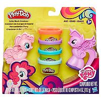 Play-Doh My Little Pony Cutie Mark Creators by Hasbro