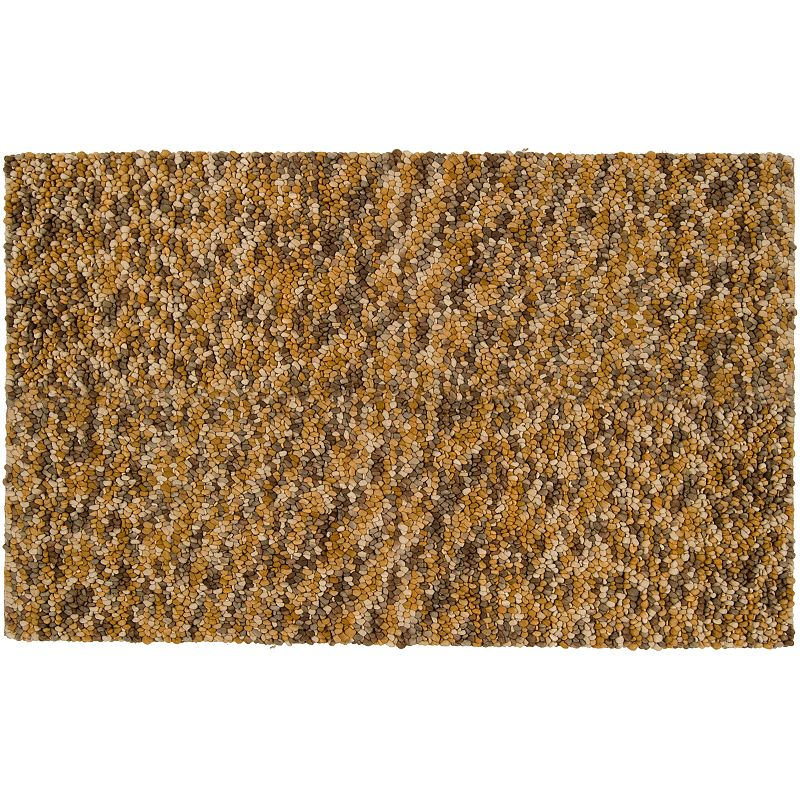 Artisan Weaver Church Wool Shag Rug