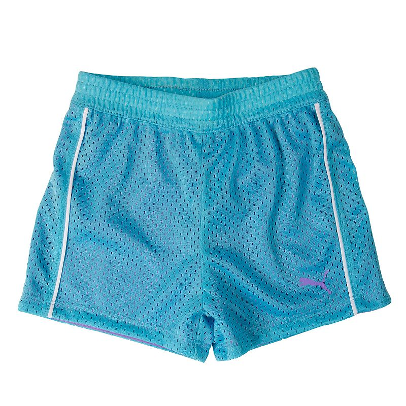 Toddler Girl PUMA Active Mesh Shorts