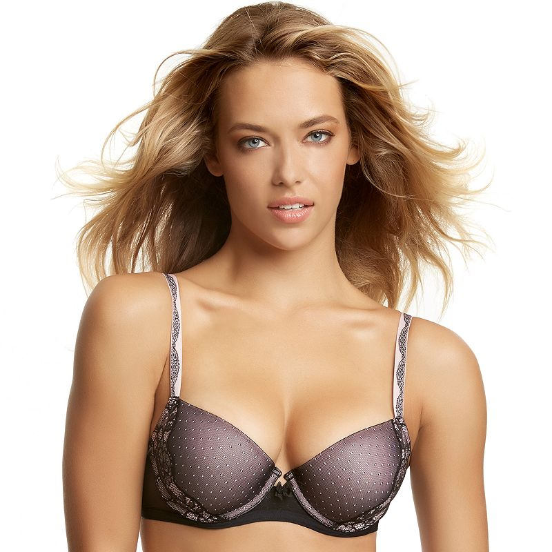 Jezebel Bra: Tabitha Demi Push-Up Bra 24026 - Women's