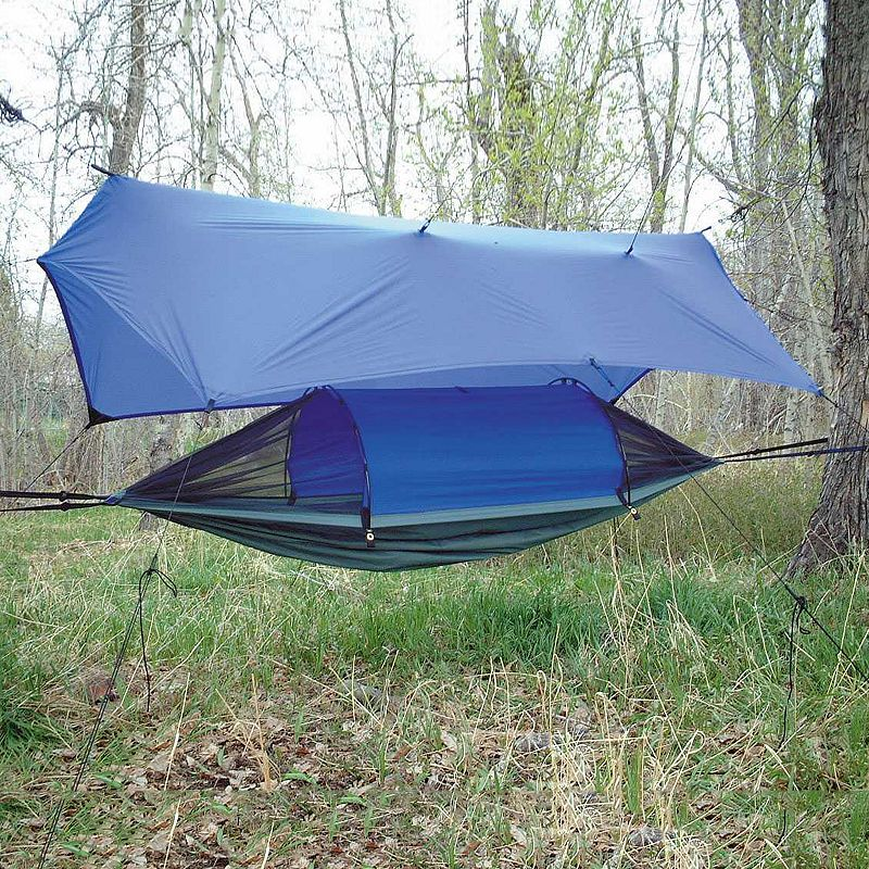 Crazy Creek Crazy Crib LEX Hammock with Tarp
