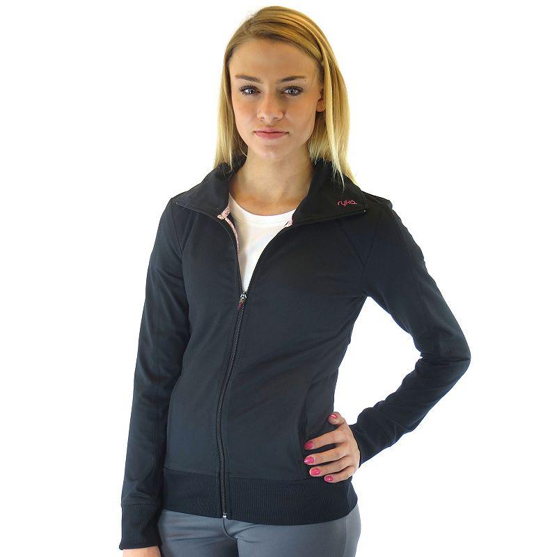 Women's Ryka Essential Raglan Workout Jacket