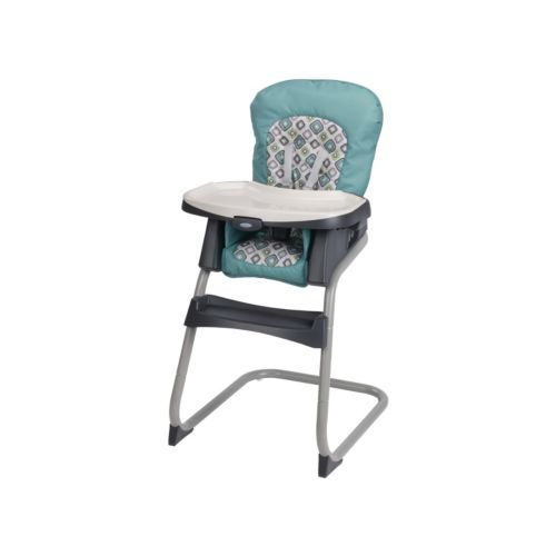 Graco Ready2Dine 2 in 1 High Chair and Portable Booster Seat
