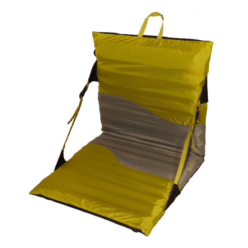 CRAZY CREEK 2-IN-1 PORTABLE AIR CHAIR & SLEEPING PAD (GREEN)