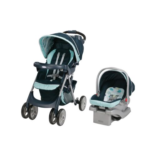 Graco Comfy Cruiser Amp Snugride 30 Click Connect Travel System Multicolor Price Tracking