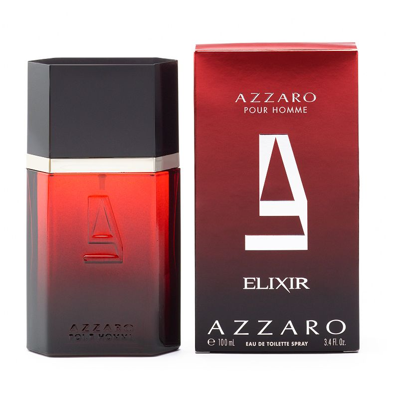 Azzaro Elixir Men's Cologne