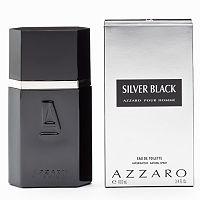 Azzaro Silver Black Men's Cologne