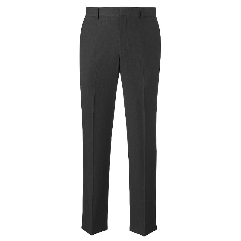 Men's Apt. 9® Ultimate Core Modern-Fit Flat-Front Dress Pants