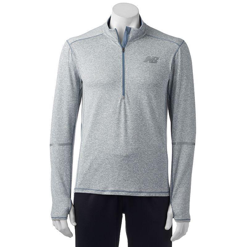 Men's New Balance Beacon Half-Zip Pullover