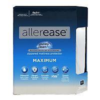 Allerease Maximum Bedbug & Allergy Protection Mattress Protector