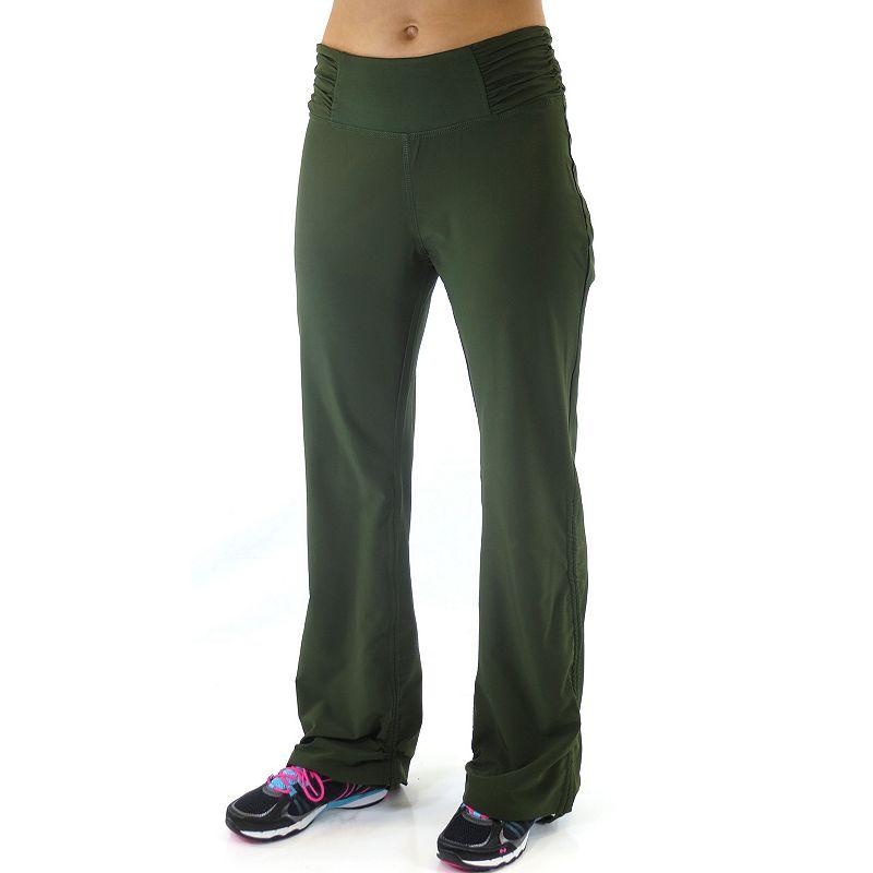 Plus Size Ryka Motion Bootcut Yoga Pants