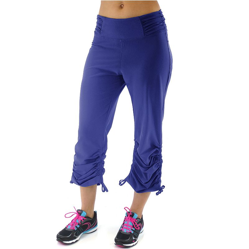 Plus Size Ryka Motion Bootcut Yoga Pants