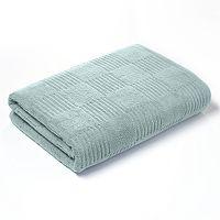 Simply Vera Vera Wang Tile Texture Bath Towel