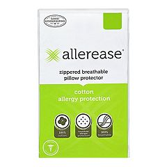 Allerease Allergy Protection Pillow Protector  by