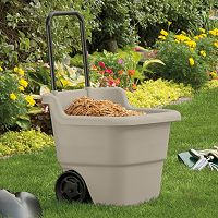 Suncast 15 Gallon Lawn Cart