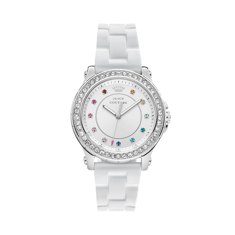 Juicy Couture Women's Pedigree Crystal Watch