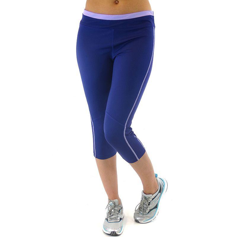 Ryka Advantage Capri Yoga Leggings - Women's