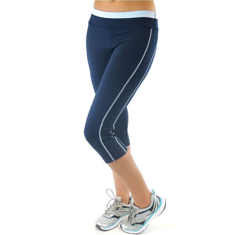 Plus Size Ryka Advantage Capri Yoga Leggings