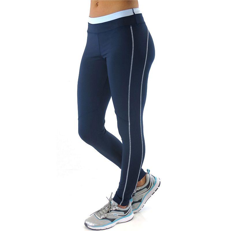 Plus Size Ryka Advantage Yoga Leggings