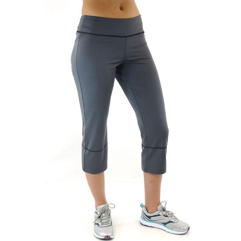 Plus Size Ryka Endurance Crop Workout Pants