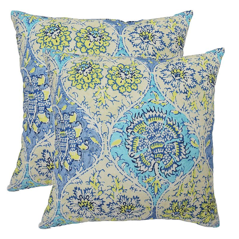 Square Decorative Throw Pillow Kohl s