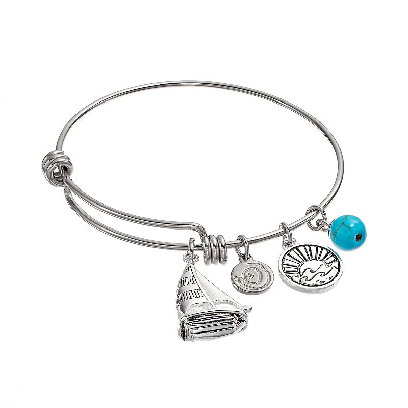 love this life Stainless Steel & Silver-Plated