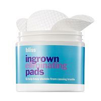 bliss 10-pk. Ingrown Eliminating Pads